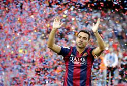 Not the right time to return as Barca coach, says Xavi