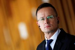 Hungary wants EU to pursue dialogue, careful steps on Belarus