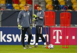 Barca v Bayern another chapter in battle between Germany's top keepers