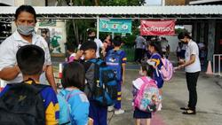 Thai schools, universities fully reopen after five-month lockdown