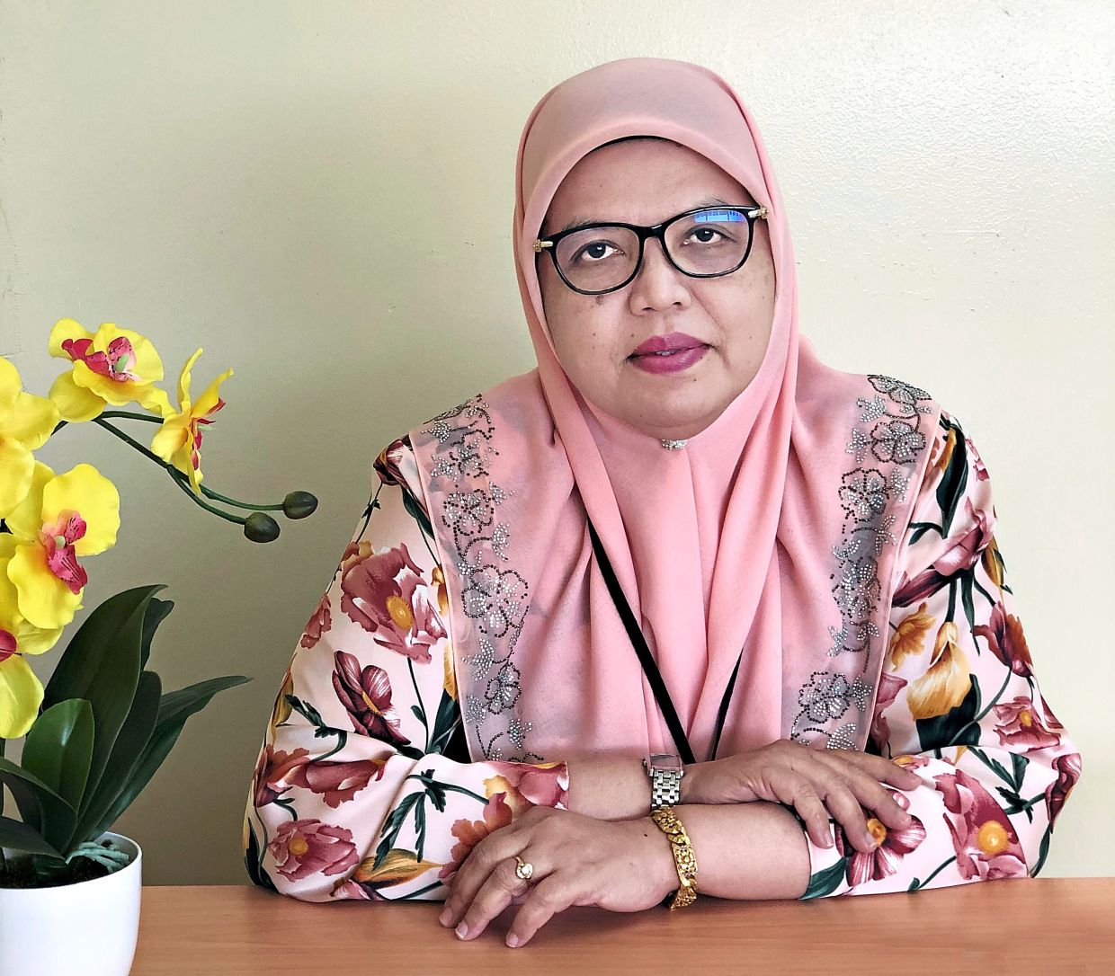 'Passing the Social Work Bill will also increase the professionalism and competency of social workers,' says Khalidah. Photo:  Universiti Malaya Medical Centre Department of Social Work