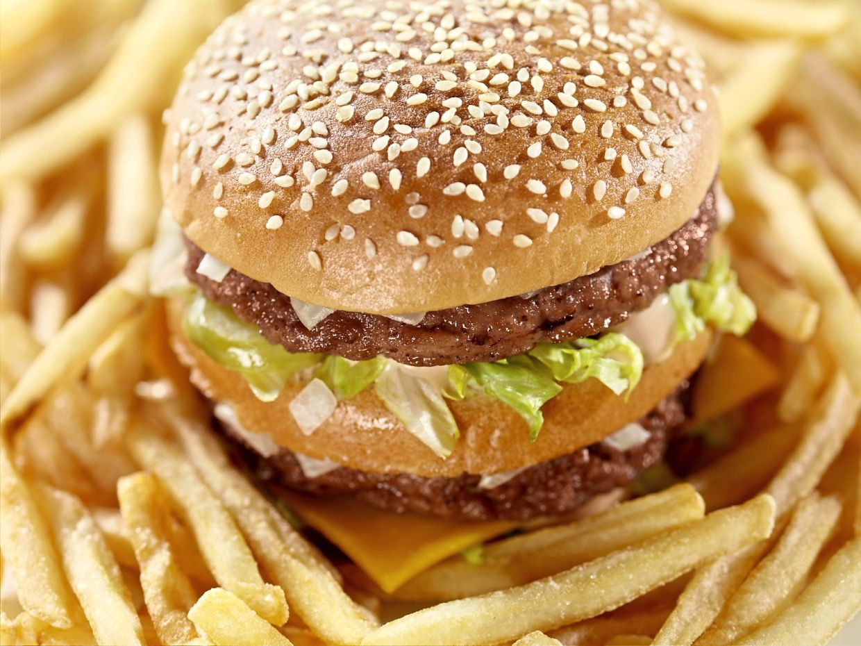 It is advisable to avoid an Americanised diet, which promotes inflammation. — AFP