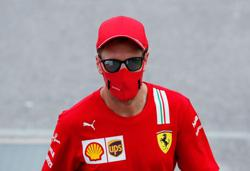 Vettel expects to see out the season at Ferrari