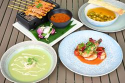 Eclectic menu inspired by Penang's diverse communities