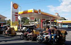 Philippine Shell refinery shut due to poor margins
