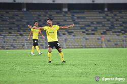 Fearless Farid believes his time with Perak is... now