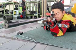 Young rifleman Lutfi stuns sport by calling it quits