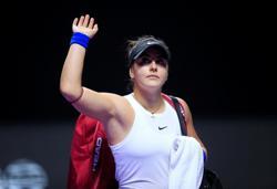 Andreescu will not defend U.S. Open title