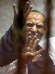 Senior Muslim Brotherhood figure dies in prison in Egypt