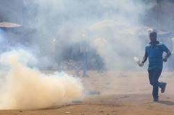Three killed in Ivory Coast protests against president's third term bid