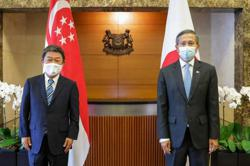 Singapore and Japan to work on resumption of essential travel from September