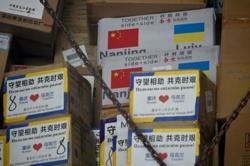 China donates 130 ventilators to help Philippines battle Covid-19