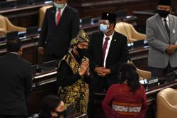 Indonesia president calls to 'reboot' economy amid pandemic