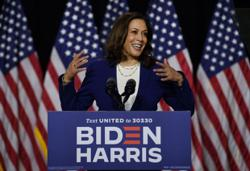 Kamala Harris's Indian connections spark a social media frenzy