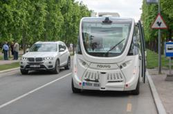 US state plans dedicated road lanes for autonomous vehicles