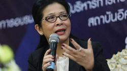 Thai MP backs protesters, tells government to stop intimidating them