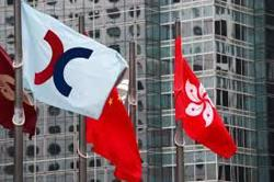 Hong Kong 2Q GDP shrinks 9% on-year