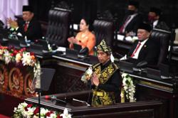 Indonesian president Jokowi pledges to protect human rights, environment