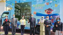 Mobile library project to introduce Taiwanese literature, culture to Malaysia