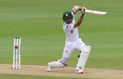 Pakistan survive shortened opening session to reach 155 for five