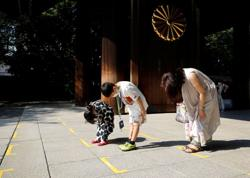 Japan to mark 75th WW2 anniversary in scaled-back ceremony amid COVID-19