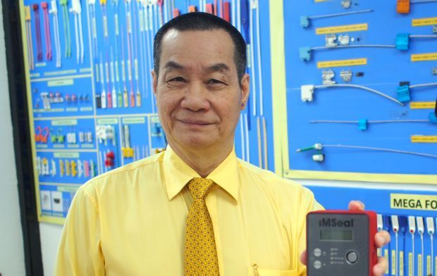 Bursa Malaysia filings show that businessman Datuk Ng Meng Kee (pic), who is the founder of security seals manufacturer Mega Fortris Malaysia Sdn Bhd, has been steadily building up his stake in the company, buying shares from the open market since the middle of December last year