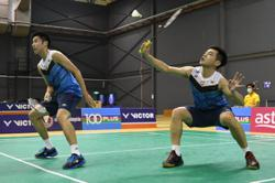 Expect an explosive match when Aaron-Wooi Yik take on V Shem-Wee Kiong in semis