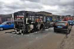 Bus torched in Ivory Coast as election tensions run high