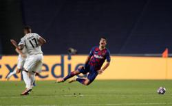 Relentless Bayern blitz Barca 8-2 to reach Champions League semis