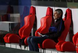 Now not time to focus on own future, says Setien after painful Barca defeat