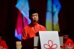 Muhyiddin: I did not betray Bersatu