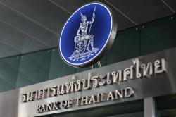 Bank of Thailand: Country's economic outlook weakest in region