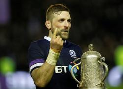 Former Scotland captain Barclay announces retirement