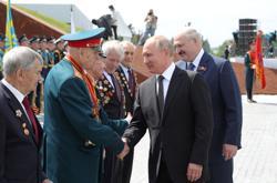 Lukashenko and Putin discuss Belarus situation - media