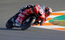 Dovizioso to leave Ducati, manager says