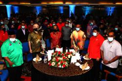 PM attends closed-door dinner with Johor political leaders
