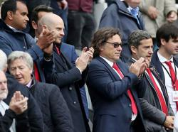 Arsenal head of football Sanllehi leaves club