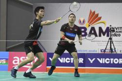 Chia-Soh out to settle score with Ong-Teo in Men's Doubles Final