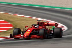 Vettel still struggling with 'up and down' Ferrari