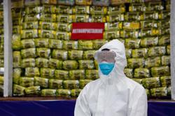 Myanmar: Massive drug haul by cops; over 600kg of ICE worth US$11.1 million