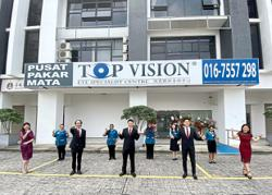 Boost for eye care in Johor Baru