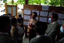 Myanmar Election Commission denies PACE is barred from observing November election