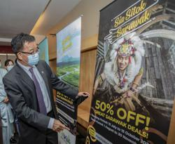 Sarawak to reboot tourism industry with Sia Sitok campaign, says state Tourism Minister