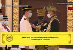 Health DG Dr Noor Hisham awarded Tan Sri title