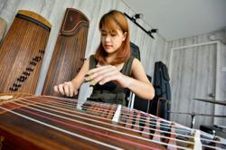 Guzheng to sape: DPAC reopens doors with string-laden concert series
