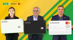 Maybank, Grab, Mastercard launch credit card