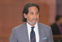 Talk behind closed doors, KJ tells Rahman Dahlan
