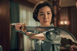 At 58, Michelle Yeoh still does her own stunts