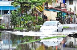 Dealing with Sibu's flood woes
