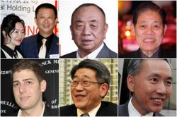 Hotpot billionaire couple Zhang Yong, Shu Ping top Forbes list of Singapore's richest